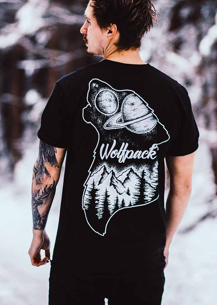 SPACE IN MIND TEE UNISEX